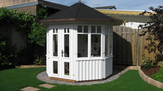Gartenhaus Typ Toskana