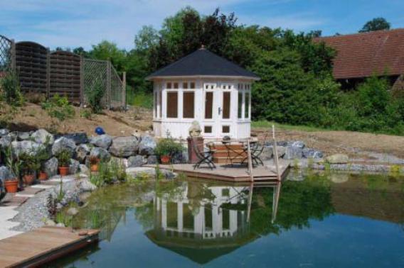 Gartenpavillon Typ Mallorca